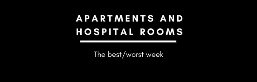 Apartments and hospital rooms
