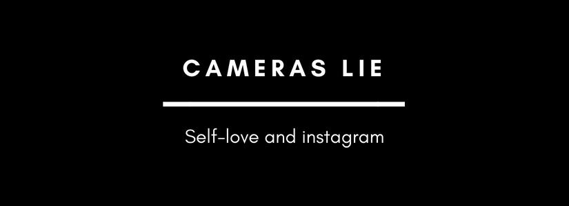 Cameras lie